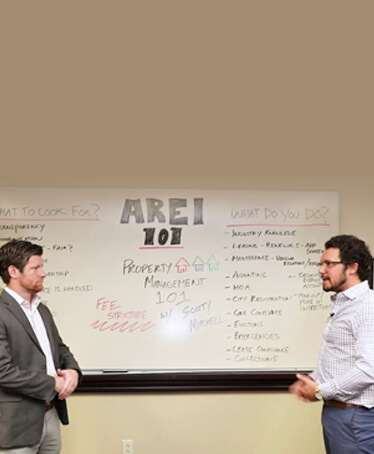 AREI 101.3 – Video 3 – What To Look For In A Professional Property Management Team